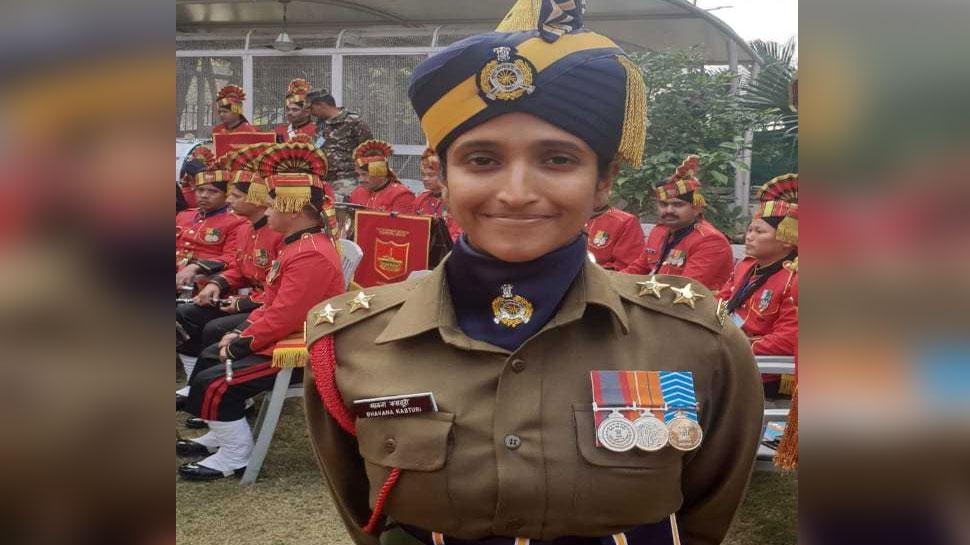 गणतंत्र दिवस पर इतिहास रचने जा रहीं लेफ्टिनेंट कस्'€à¤¤à¥'री बोलीं- 'सेना में लैंगिक भेदभाव नहीं'