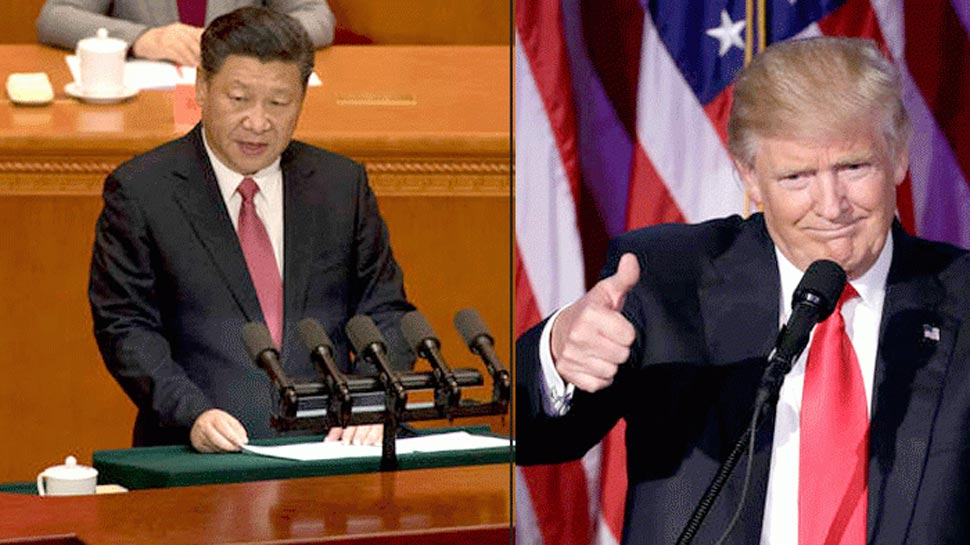 अमेरिका की धमकी के आगे झुका चीन, ट्रंप ने कहा, मैं खुश हूं, अब देखेंगे आगे क्या होता है