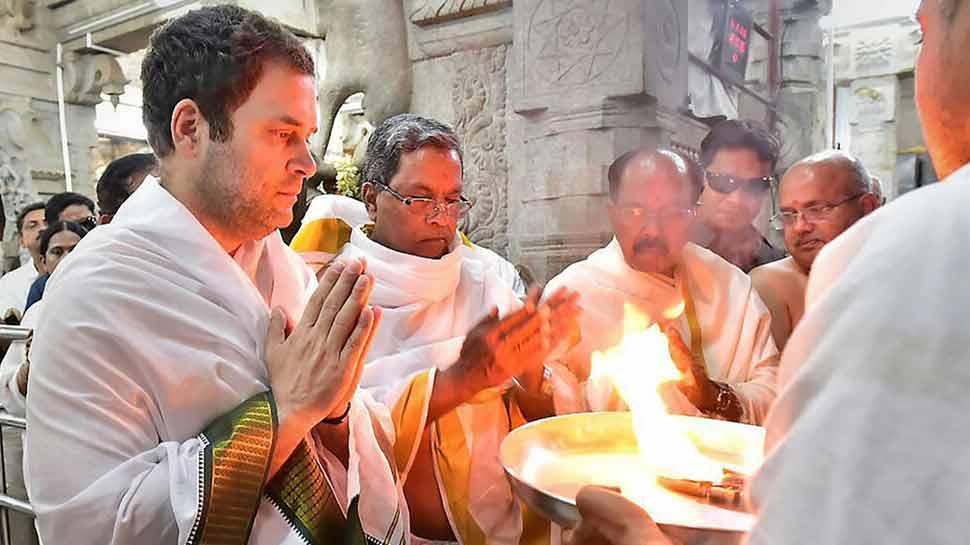 गुजरात-राजस्थान के बाद अब यूपी में भी कांग्रेस चलेगी हिंदू कार्ड, राहुल गांधी कुंभ में लगाएंगे डुबकी