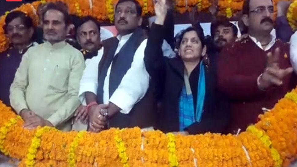 मदन मोहन झा ने दिया था टिकट का भरोसा, लवली आनंद ने बेटे के साथ थामा कांग्रेस का 'हाथ'