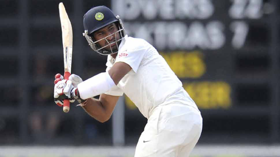 VIDEO: मनीष पांडे ने की स्लेजिंग, पुजारा ने अगली ही गेंद पर दिया करारा जवाब