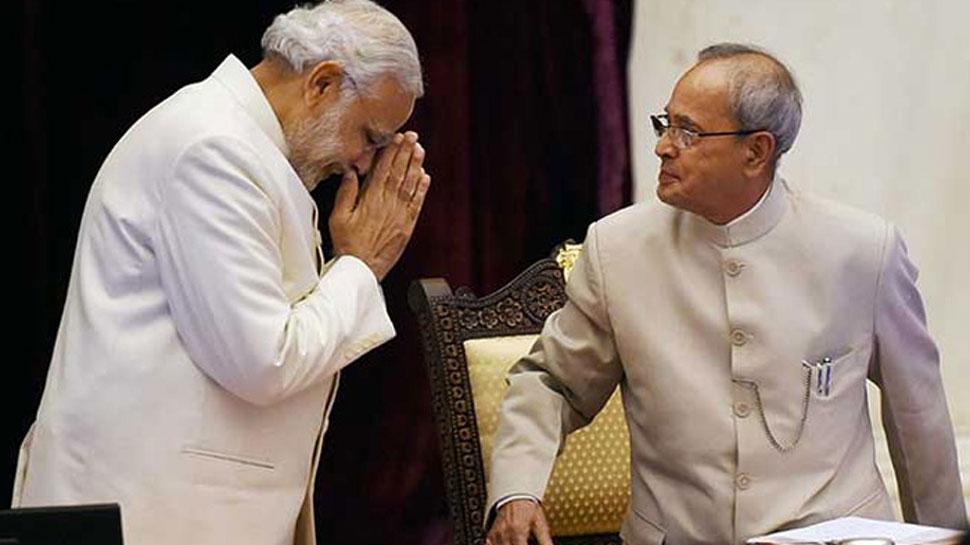जानें प्रणब दा को भारत रत्न दिए जाने की घोषणा के बाद क्या बोले पीएम मोदी