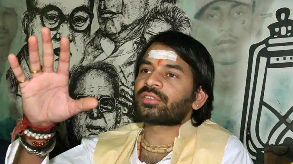 बिहारः RJD प्रदेश कार्यालय में ताला लटका देख भड़के तेजप्रताप, रामचंद्र पूर्वे को दी नसीहत