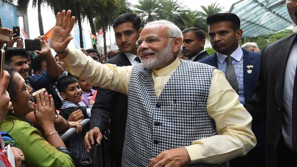यूपी के मर्ज की दवा ढूंढने 'साउथ मिशन' पर PM मोदी, देंगे AIIMS की सौगात