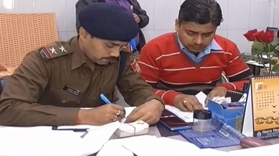 राजधानी पटना में 1 करोड़ रुपये का रेल टिकट बरामद, दो गिरफ्तार
