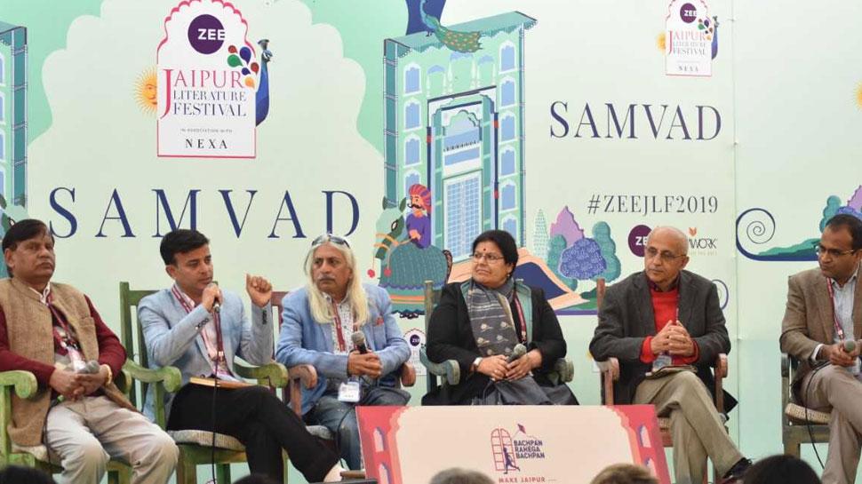 जयपुर लिटरेचर फेस्टिवल में उठा बाल मजदूरी का मुद्दा, साहित्यकारों ने किया मंथन