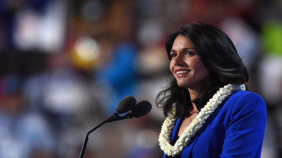 Tulsi Gabbard, राष्ट्रपति चुनाव, Hindu-American, अमेरिकी कांग्रेस, डोनाल्ड ट्रंप, अमेरिका