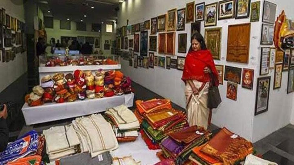 PM मोदी को मिले उपहारों को खरीदने की लगी होड़, 50 हजार की पेंटिंग 5 लाख में बिकी