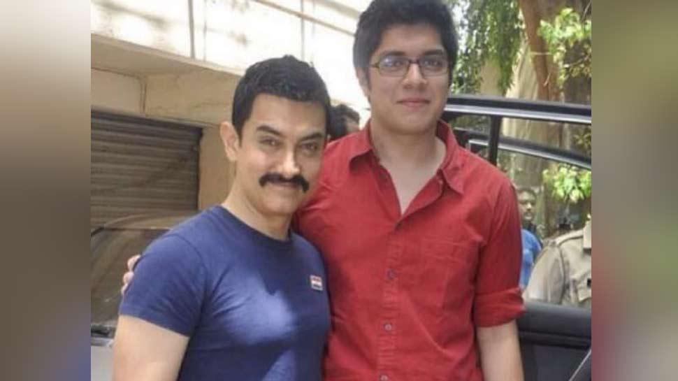 आमिर खान के बेटे जुनैद के डेब्यू का हुआ ऐलान, इस फिल्म से रखेंगे बॉलीवुड में कदम!