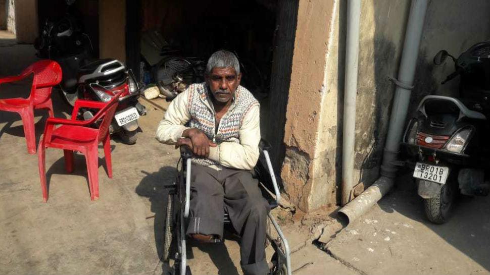पटना: उम्र भारी और शरीर भी नहीं दे रहा है साथ, आखिर कैसे होगा राजू सरकार का गुजारा