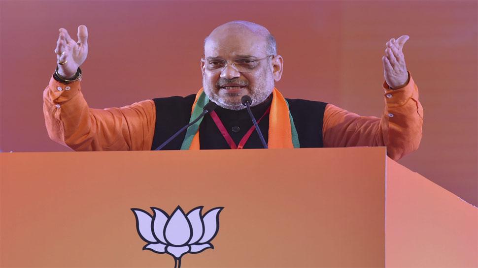मिशन UP: आज लखनऊ-कानपुर पहुंचेंगे अमित शाह, बूथ अध्यक्षों से करेंगे सीधा संवाद