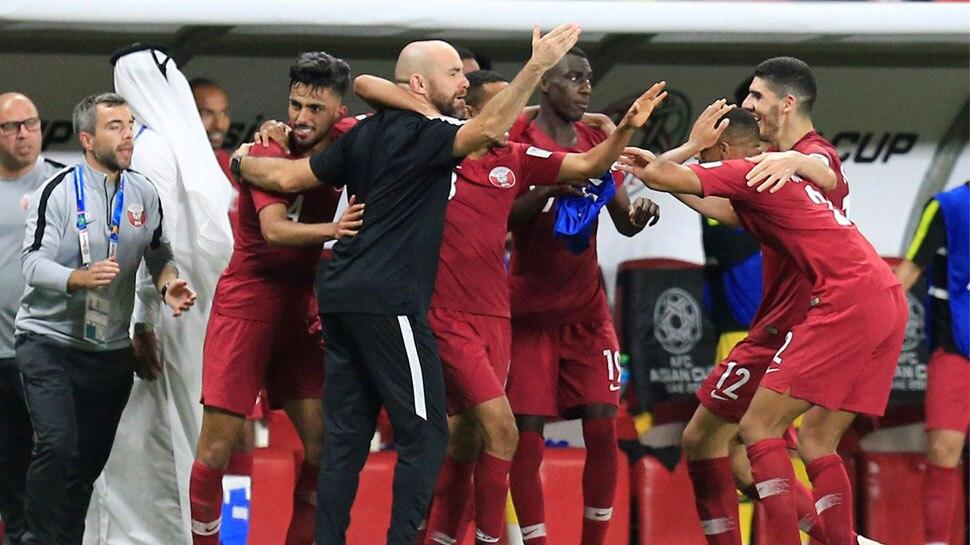 AFC Asian Cup: दर्शकों के हंगामे के बीच कतर ने UAE को हराया, पहली बार फाइनल में जगह बनाई