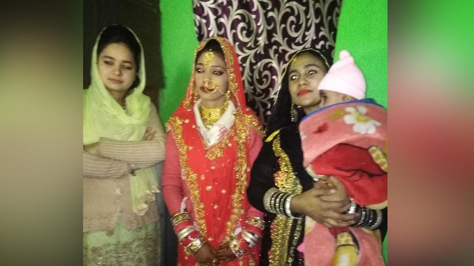मुस्लिम बेटी का निकाह करवा कर गांववालों ने पेश की मिसाल, ब्राह्मण पति-पत्नी ने किया कन्यादान