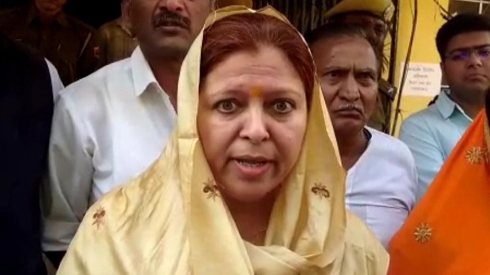 रामगढ़ उपचुनाव नतीजे: 12,228 मतों से कांग्रेस की साफिया खान की हुई जीत