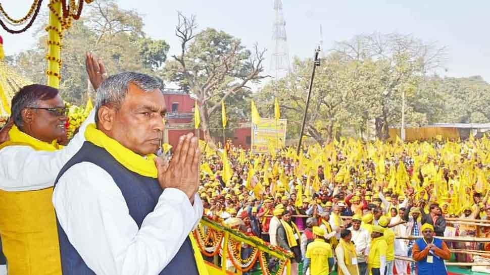 अपनी ही सरकार के खिलाफ बोले मंत्री, 'BJP से साधु-संत और राम मंदिर चाहने वाले दोनों नाराज'