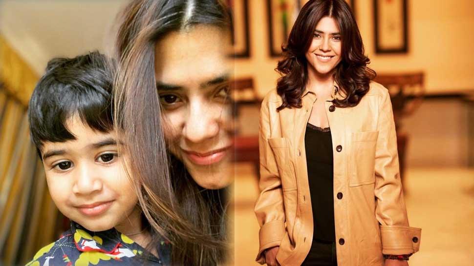 ekta Kapoor is now mom of the son