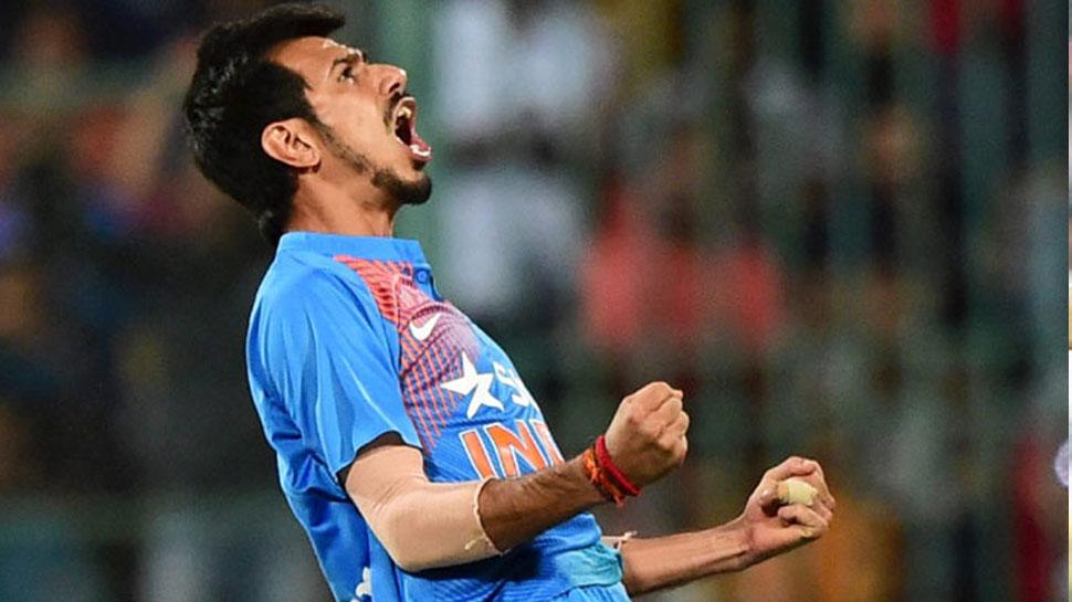 INDvsNZ: युजवेंद्र चहल ने हैमिल्टन वनडे में हार के बीच बनाए 'अनोखे' रिकॉर्ड