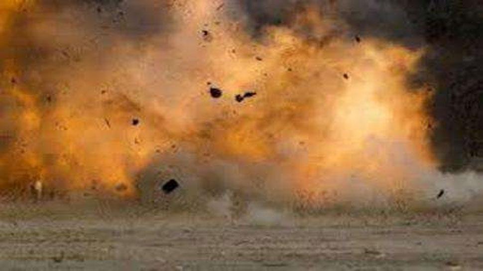 बिहारः खेलने के दौरान खेत में हुआ बम ब्लास्ट, दो बच्चे घायल