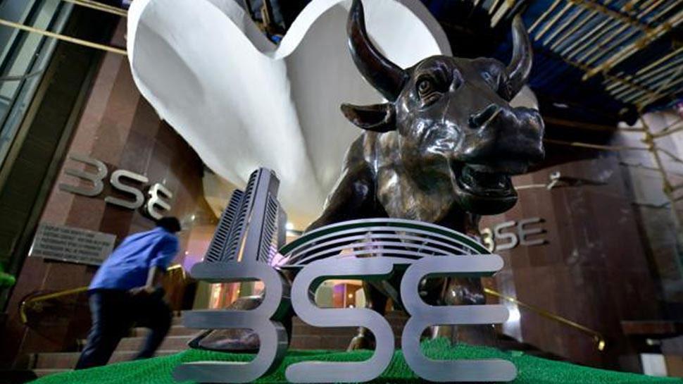 बजट से पहले बाजार में बहार, Sensex 665 अंक की ऊंची छलांग लगाकर बंद