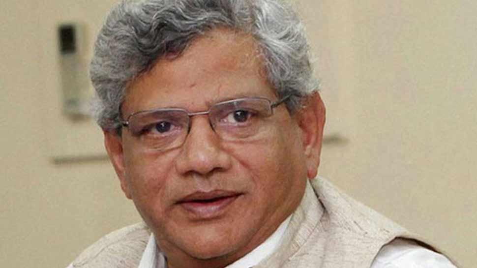 सीताराम येचुरी बोले, 'विपक्ष की एकजुटता से BJP में खलबली'