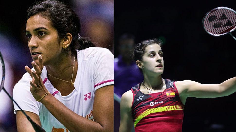 ऑल इंग्लैंड चैंपियनशिप में नहीं खेलेंगी मारिन, पीवी सिंधु बोलीं- इससे चुनौती कम नहीं होगी