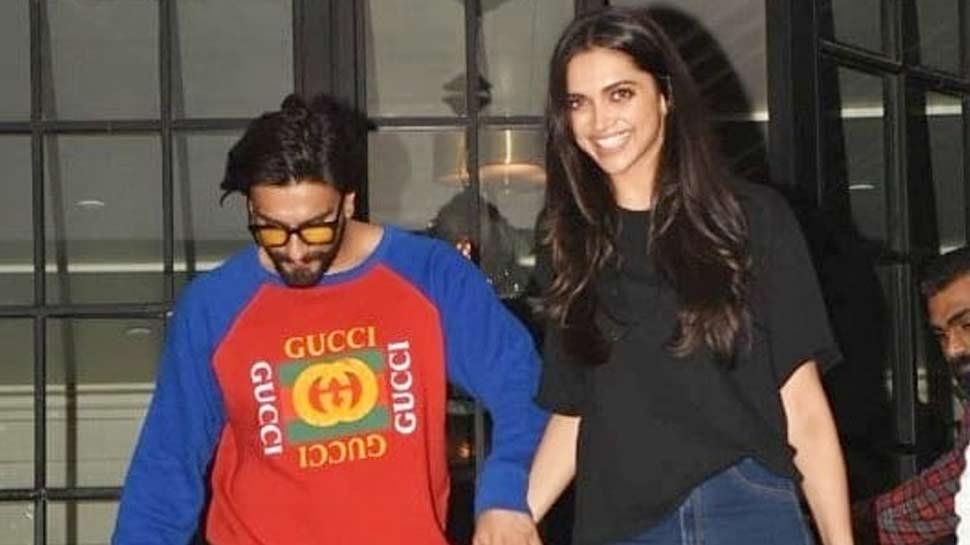 रणवीर सिंह और दीपिका पादुकोण का एक नया वीडियो हो रहा है Viral, जानें क्यों?