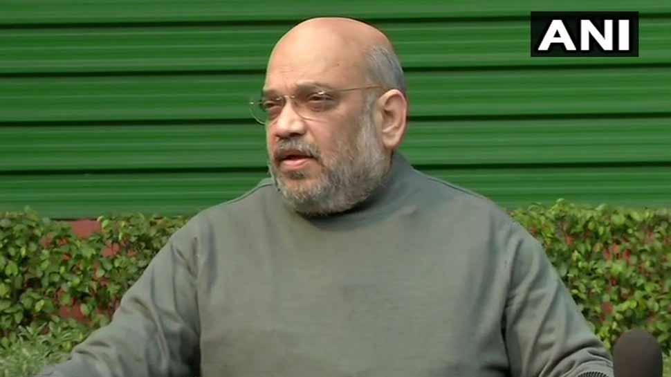 बजट ने प्रमाणित किया कि मोदी सरकार गरीब, किसान, युवाओं की आकांक्षाओं को समर्पित : शाह