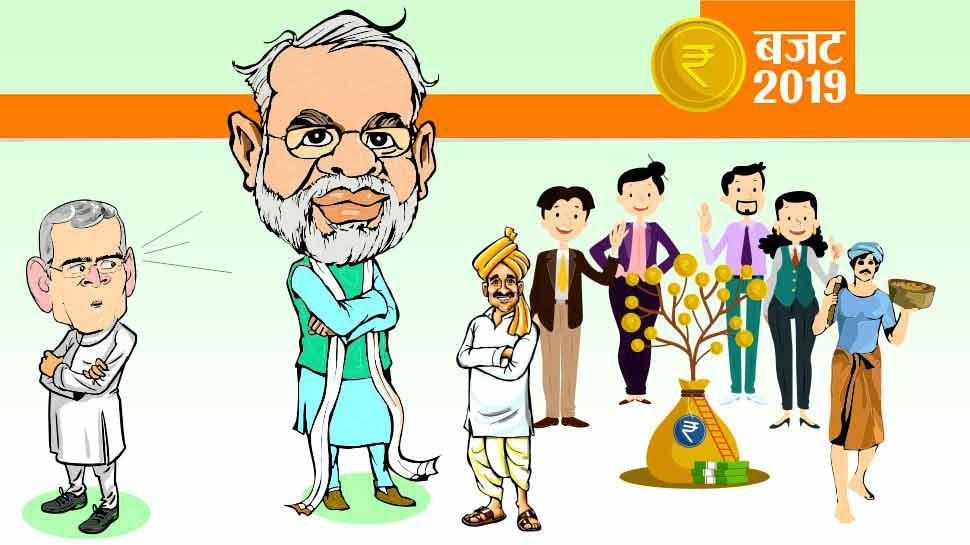 जानिए अंतरिम बजट 2019 पर राजस्थान के नेताओं की क्या रही प्रतिक्रिया