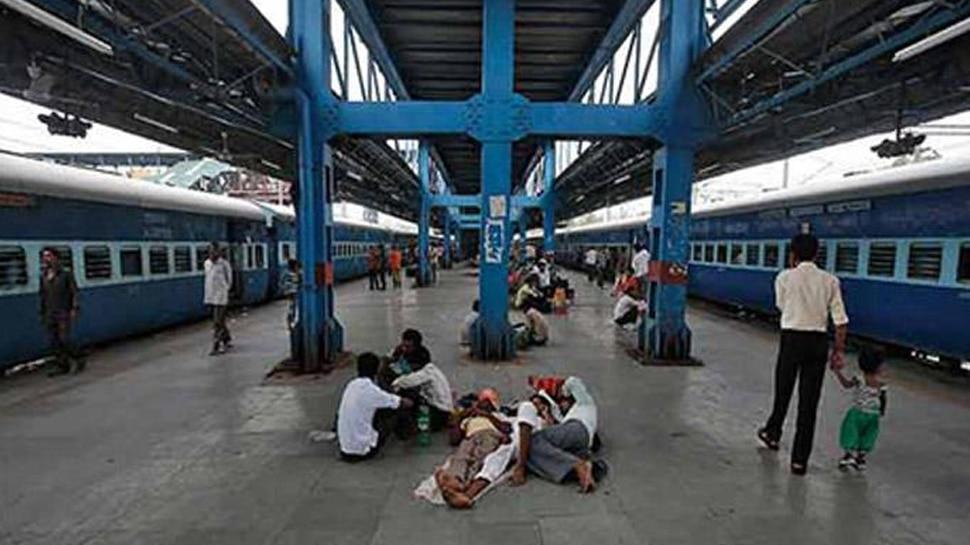 मध्यप्रदेश में गुजरती सिकंदराबाद-दानापुर ट्रेन में लूटपाट