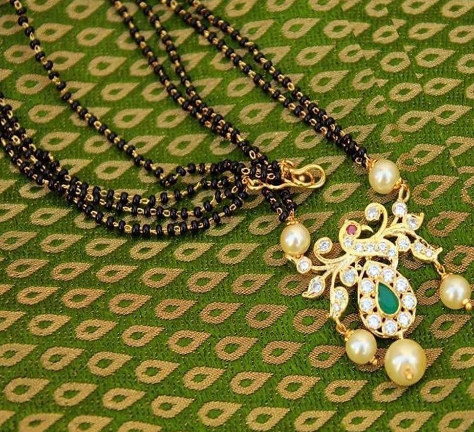 Gemstone Manglesutra design