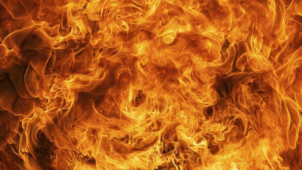 भुवनेश्वर: अपोलो अस्पताल में लगी आग, मची भगदड़, कोई हताहत नहीं