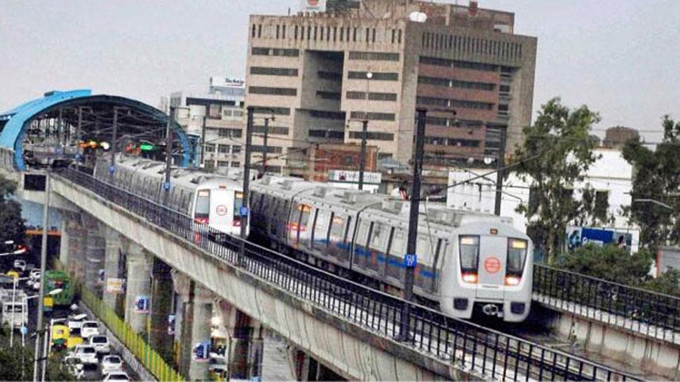 नोएडा: मेट्रो लाइन के पास से लाखों की केबल चोरी