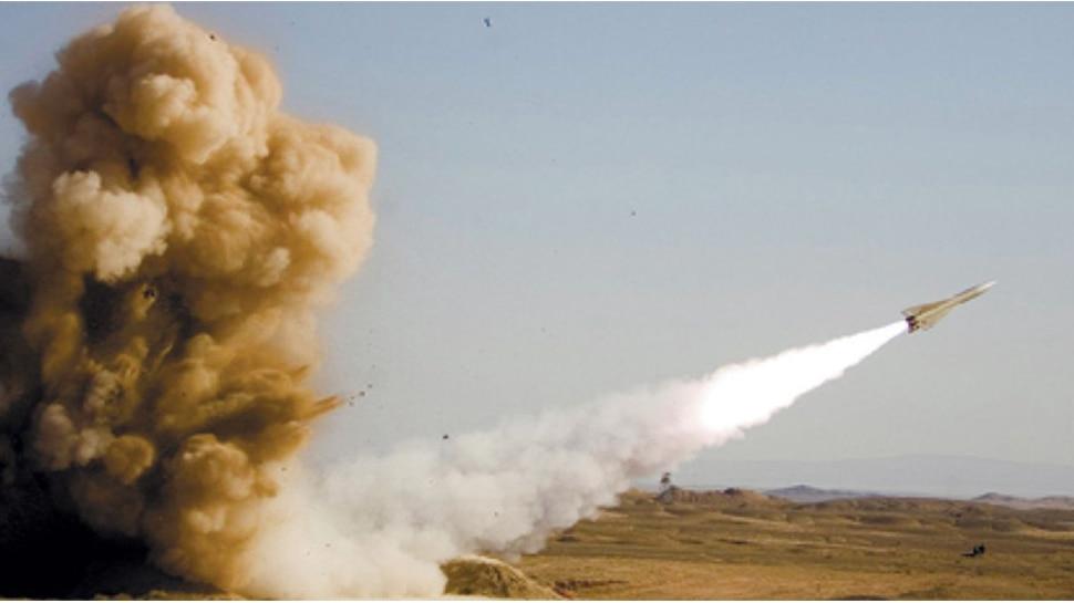 ईरान में होविज मिसाइल का हुआ सफल परीक्षण, 1,200 किमी तक छुड़ाएगी दुश्मनों के छक्के