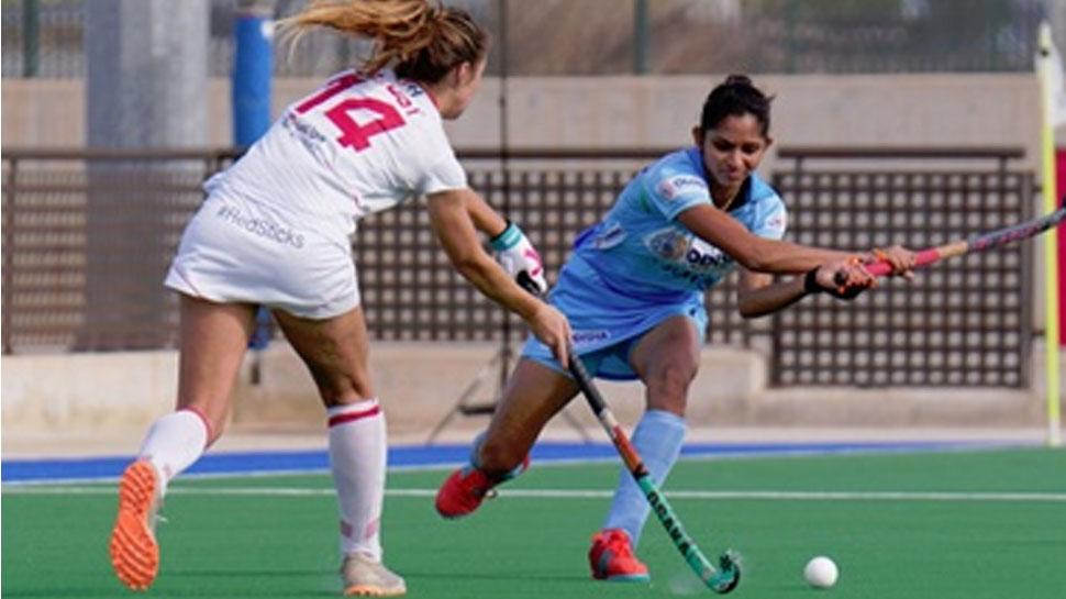 महिला हॉकी: भारत ने लगातार दूसरे मैच में ड्रॉ खेला, आयरलैंड को 1-1 की बराबरी पर रोका
