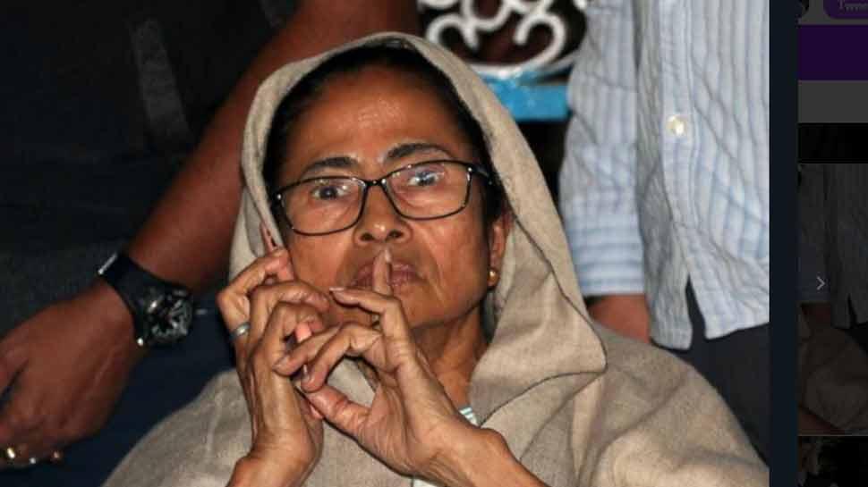 धरने पर बैठी CM ममता का तीखा कमेंट, मोदी सरकार ने किसानों की नींद छीन ली
