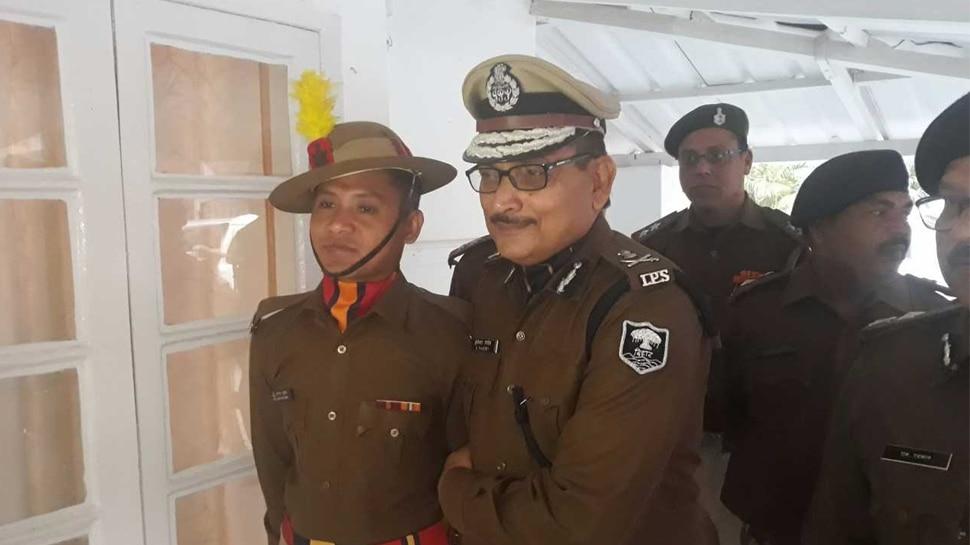 एक्शन में DGP गुप्तेश्वर पांडेय, कहा- बिहार पुलिस जल्द लेगी अपना हेलीकॉप्टर