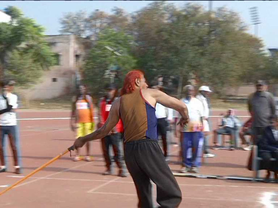 Jaipur, SMS Stadium, masters athletics competition