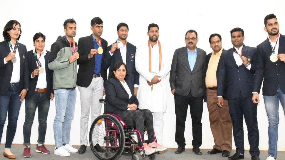 राजस्थान में नई खेल नीति लाएगी सरकार: अशोक चांदना