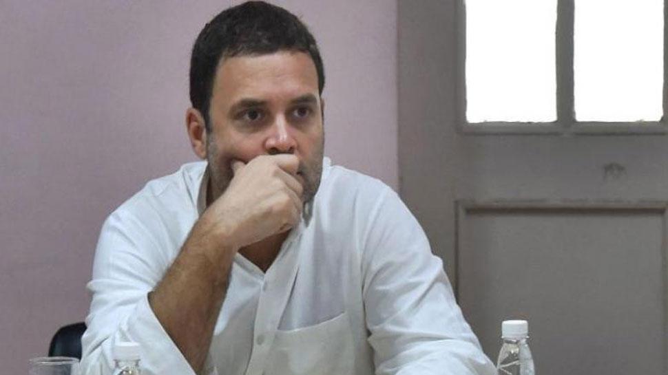 जब तक राहुल गांधी होटवार जेल में मत्था नहीं टेकेंगे तब तक सीटों का बंटवारा नहीं होगा- JDU