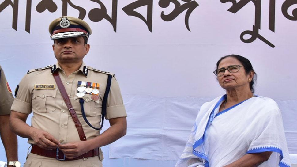 गृह मंत्रालय की ममता सरकार से सिफारिश,'राजीव कुमार के खिलाफ की जाए कार्रवाई'