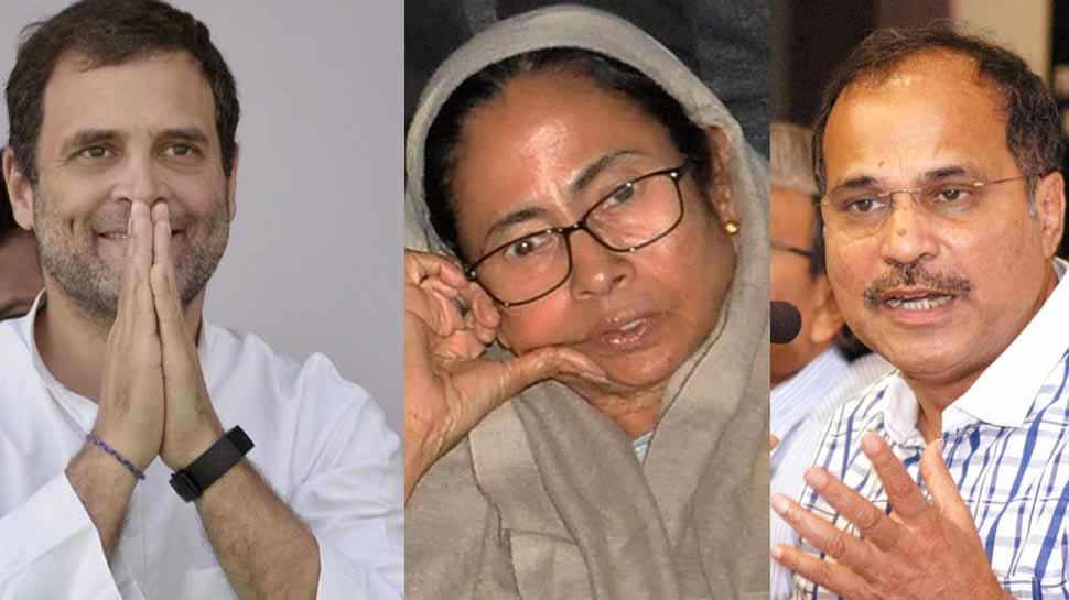 राहुल गांधी का ममता को समर्थन, लेकिन कांग्रेस सांसद बोले- बंगाल में नहीं है लोकतंत्र