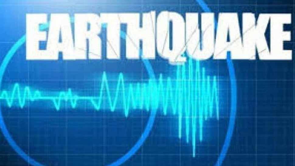 कश्मीर में आया 5.6 तीव्रता का भूकंप, लोगों में फैली दहशत