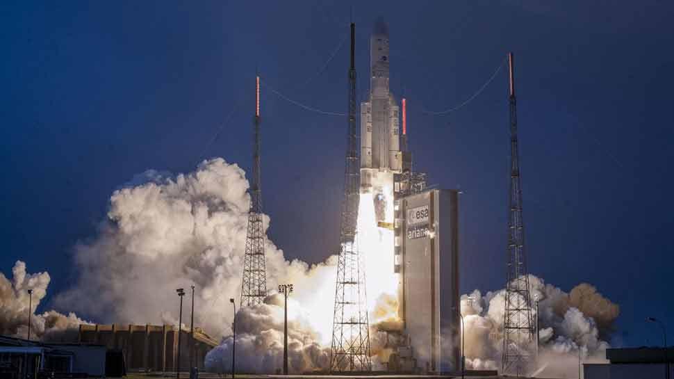 इसरो ने फ्रेंच गुएना से लॉन्च किया संचार उपग्रह GSAT-31