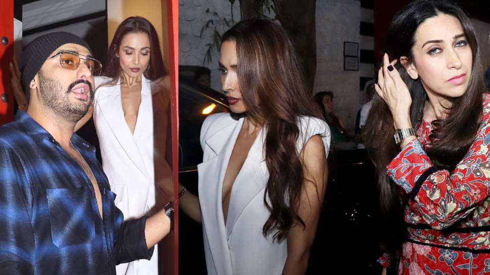 PHOTOS : मलाइका अरोड़ा ने अपने 'गर्ल गैंग' के साथ की पार्टी, साथ नजर आए बॉयफ्रेंड अर्जुन कपूर