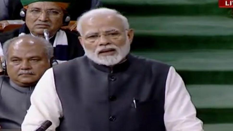राफेल पर पीएम मोदी का जवाब- कांग्रेस पार्टी चाहती नहीं है कि सेना मजबूत हो