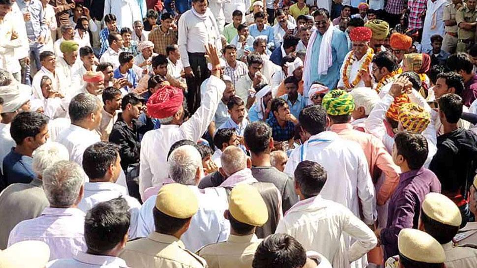 राजस्थान: 20 दिनों का अल्टीमेटम हुआ खत्म, आज से आंदोलन पर उतर सकता है गुर्जर समुदाय