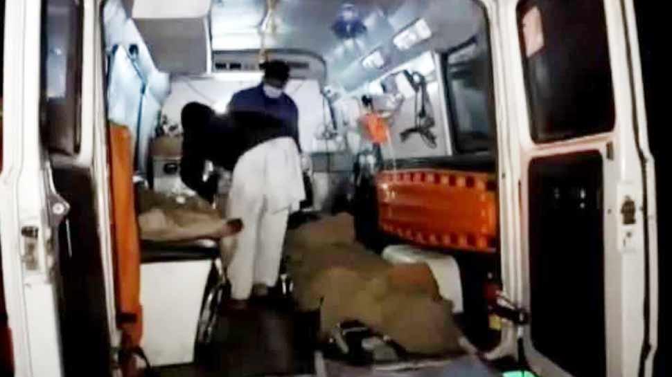 मुजफ्फरनगर: मदरसे में तेज धमाके के साथ लगी आग, 12 छात्र झुलसे, 10 की हालत गंभीर