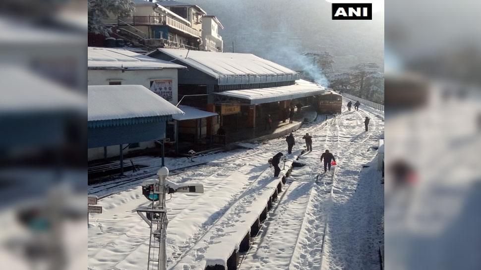 हिमाचल, कश्मीर और उत्तराखंड में भारी बर्फबारी, दिल्ली-NCR में ओले गिरने की वजह आई सामने