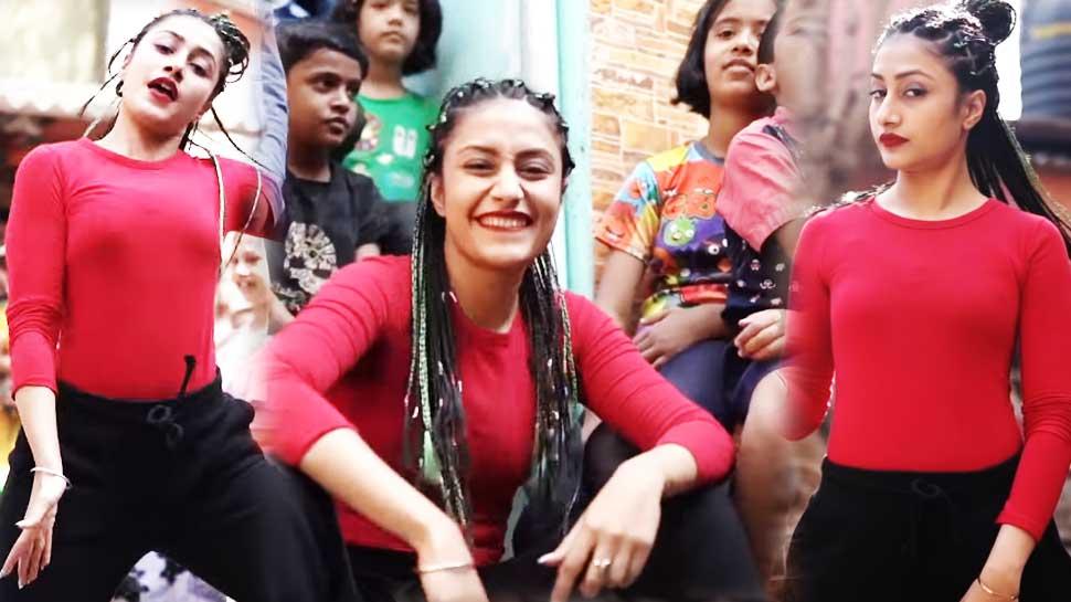 VIDEO: 'अपना टाइम आएगा' पर इस लड़की ने मचाया धमाल, सड़क पर किया जबरदस्त डांस