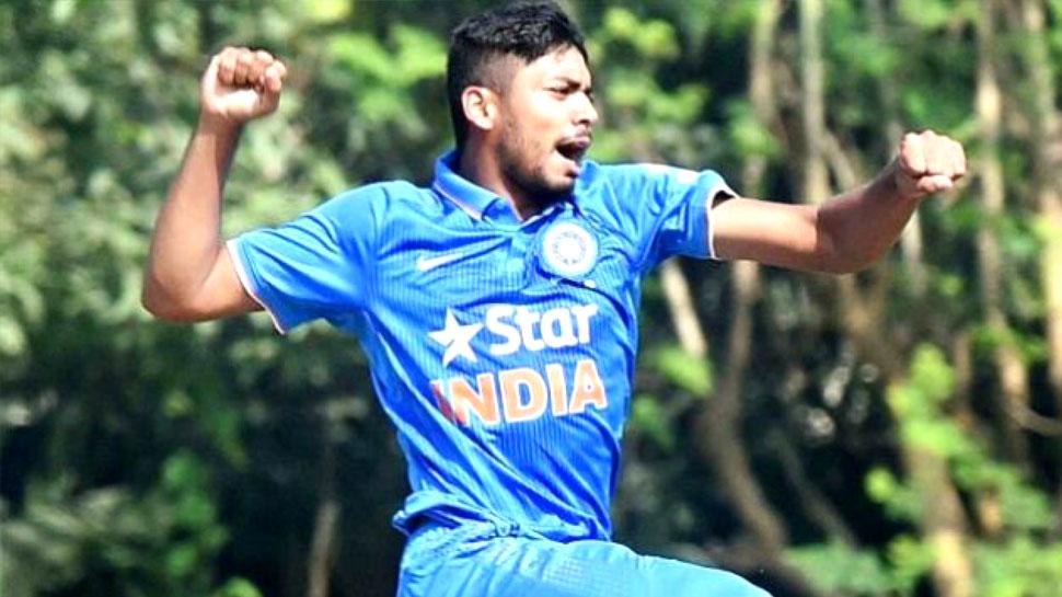 BCCI ने सुधारी अपनी गलती, इस खिलाड़ी को किया इंडिया-A टीम में शामिल